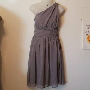 Tevolio One-Shoulder Dress